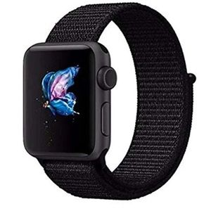 Accessories - Apple Watch Band 42mm Nylon Black